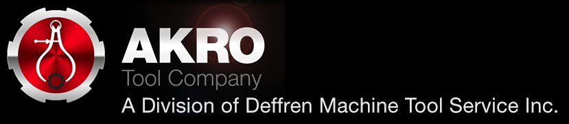 AKRO Tool Company - A Division of Deffren Machine Tool Service Inc.